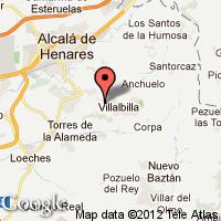 Castro en Google Maps